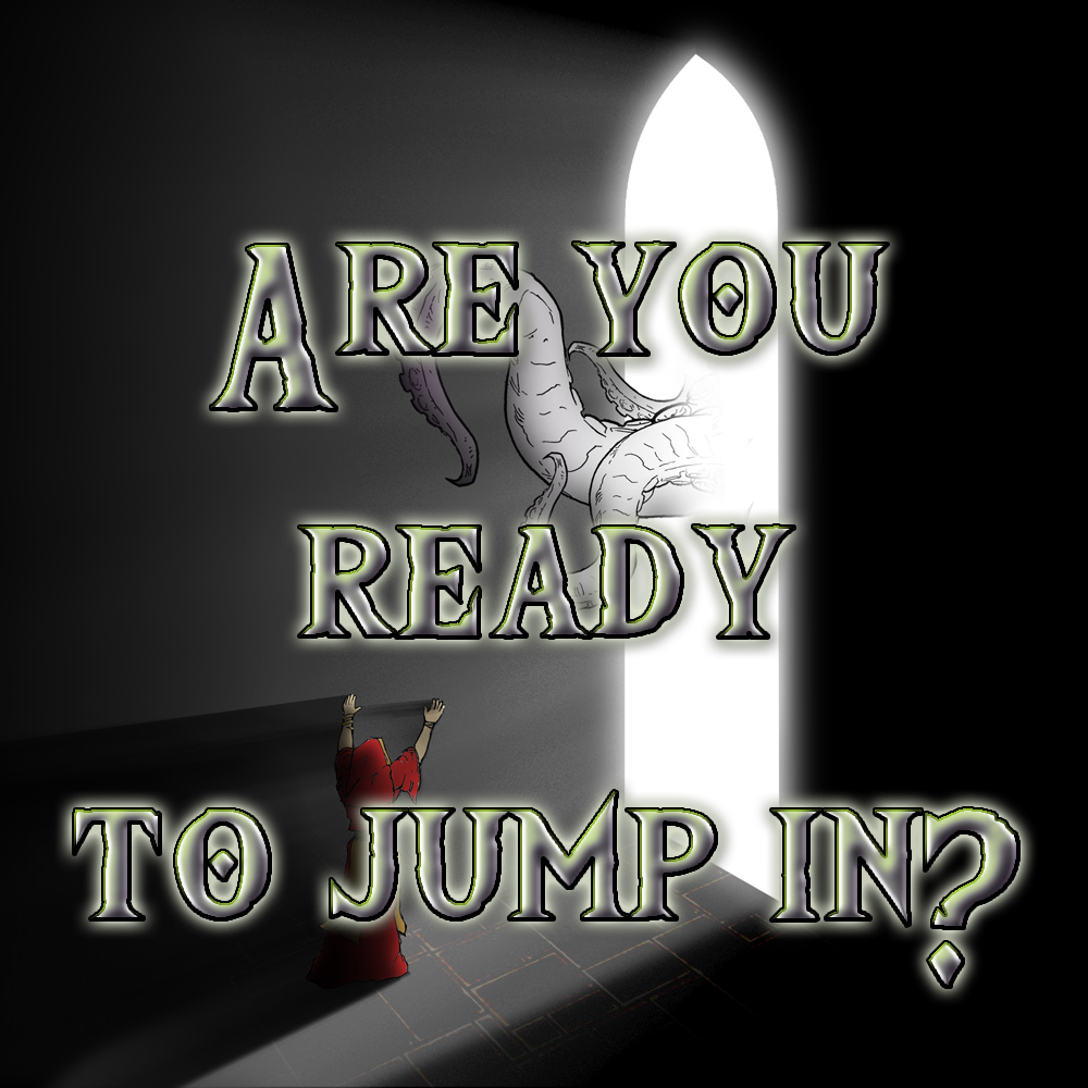 Are you ready to jump in?